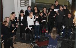 Warsztaty Gospel 2011 r.