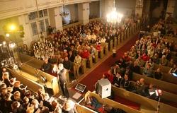 Warsztaty Gospel 2005 r.