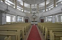 Kościół Zbawiciela w obiektywie Piotra Strzeleckiego