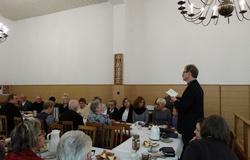 Parafialne spotkanie adwentowe w niedzielę 21 grudnia 2014 r.