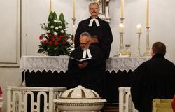 Nabożeństwo z okazji 100-lecia odzyskania niepodległości przez Polskę